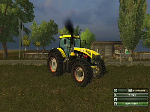 Fendt Vario 939 Yellow