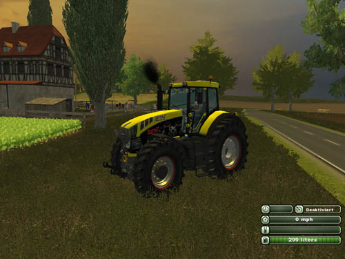 Fendt Vario 939 Yellow2