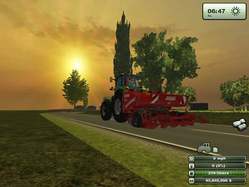 Grimme GL 4202