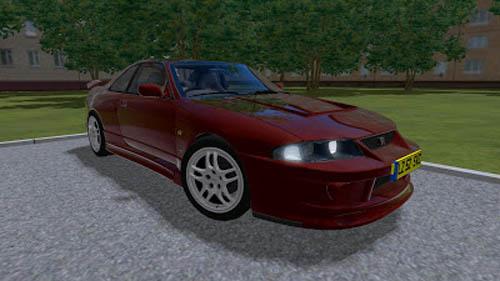Nissan Skyline GTR V spec 1995 - 1.2.5