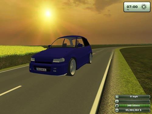 Opel Astra GSI2