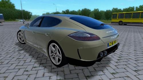 Porsche Panamera Turbo3