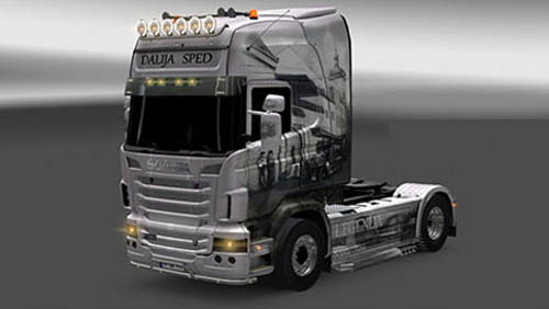 Scania Vabis Legenda Skin