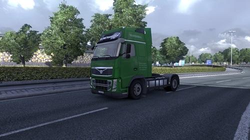 Transimeksa Volvo skin