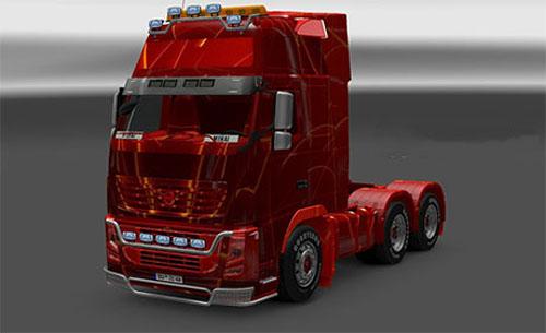 Volvo-Red-Skin