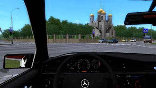 Mercedes 190e 1 2 5 simulator games mods download for Mercedes benz car racing games