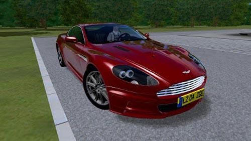 Aston Martin DBS 2009 - 1.2.5