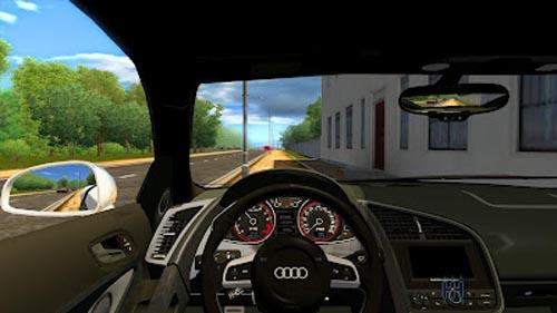 Audi R8 V10 - 1