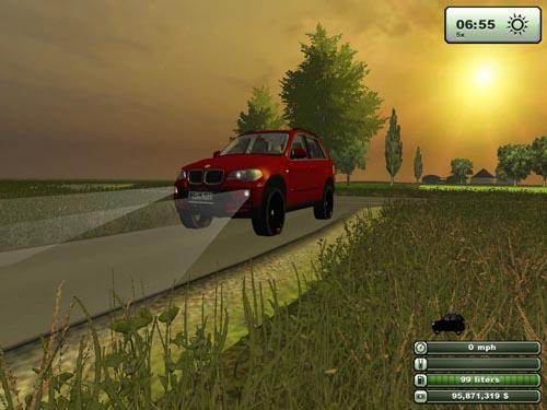BMWX52