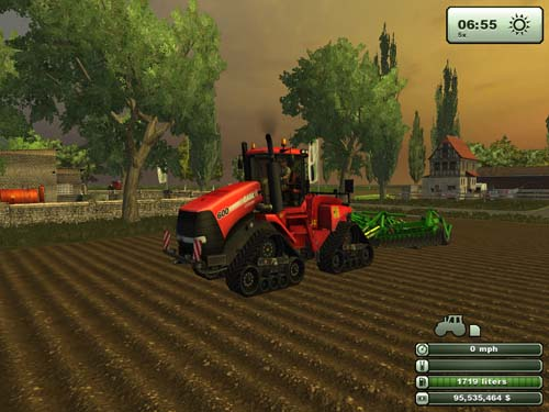 Case600Quadtrac