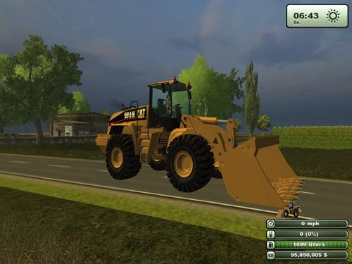 Cat980H