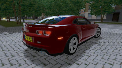 Chevrolet Camaro Zl1 1 2 5 Simulator Games Mods Download