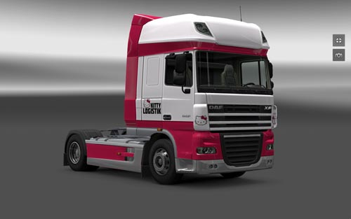 DAF-Kitty-Logistik-Skin