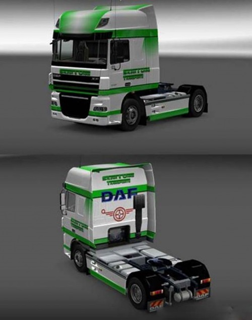 DAF-Salzer-Ohms-Transport-Skin
