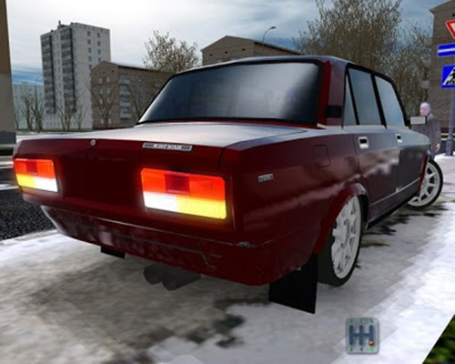 Lada 2107 Tunado3