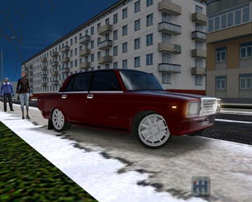Lada 2107 Tunado4