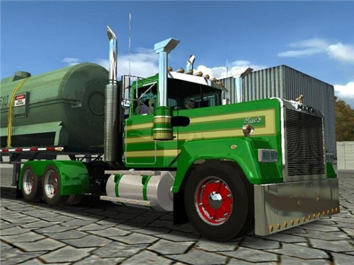Mack-Superliner