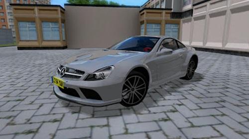 Mercedes-SL-65-AMG