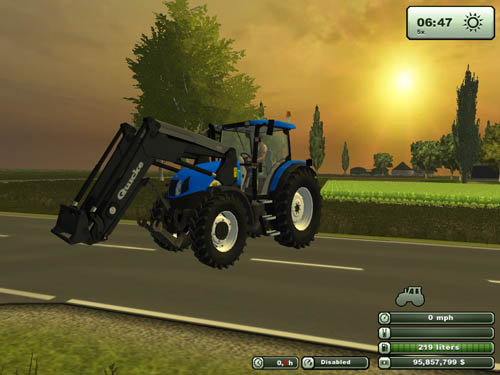 NewHolland T6030