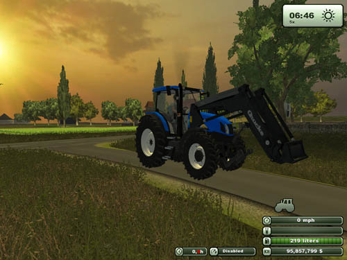 NewHolland T60302