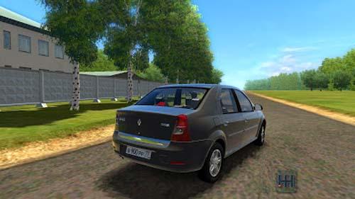 Renault Logan - 1