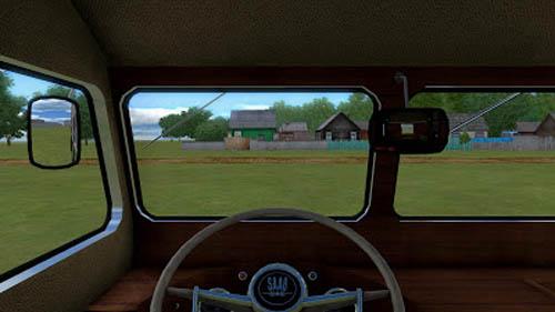 SAAB Caravan 92HK Motorhome - 1.2.5 2