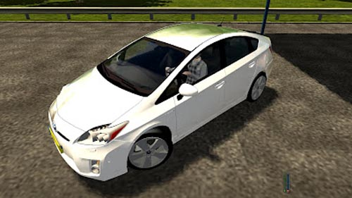 Simulator Car Games >> Toyota Prius – 1.2.5 – Simulator Games Mods Download