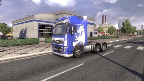 Volvo FH16 Europa Tour