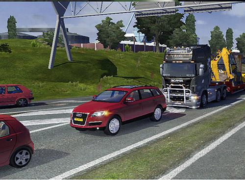Audi Q7 Simulator Games Mods Download