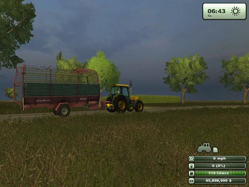 silage-trailer