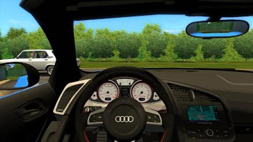 Audi R8 GT Spyder - 1