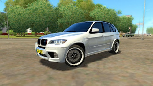 BMW X5 M PP-Perfomance Stage 3