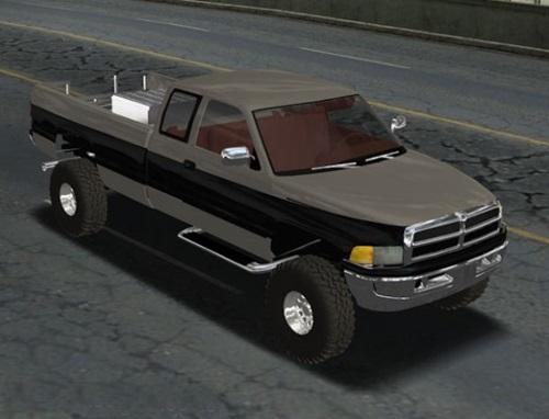 Dodge-Pickup