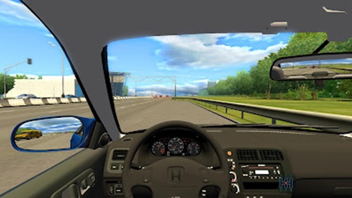 Honda Civic Si Coupe - 1