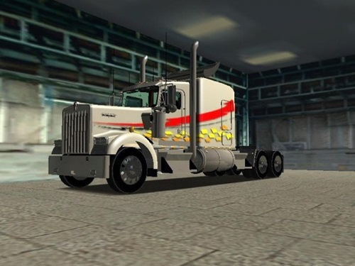 Kenworth-W900L-Flat-top