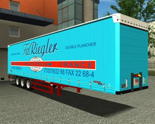 Kogel-maxx-Trailer