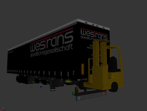 Krone-WesTrans-Trailer
