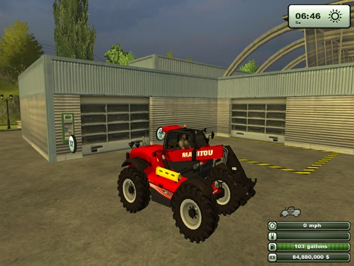 Manitou MLT 6292