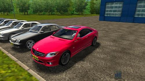 Mercedes-Benz CL65 AMG - 1.2.5