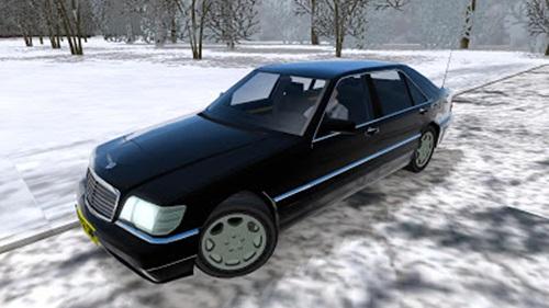 Mercedes-Benz S600 (W140) - 1.2.5