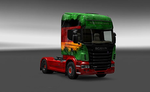 Scania-Niedersachsen-Skin-