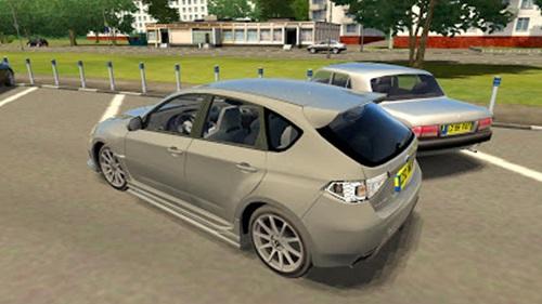 Subaru Impreza Wrx Sti Hatch 1 2 5 Simulator Games