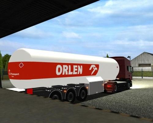 Tank-Trailer-Orlen