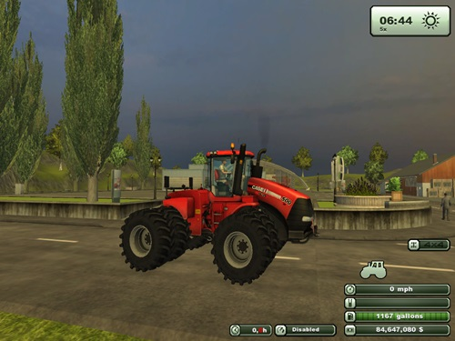 case_tractor