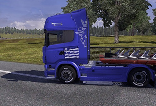 greek-trucker