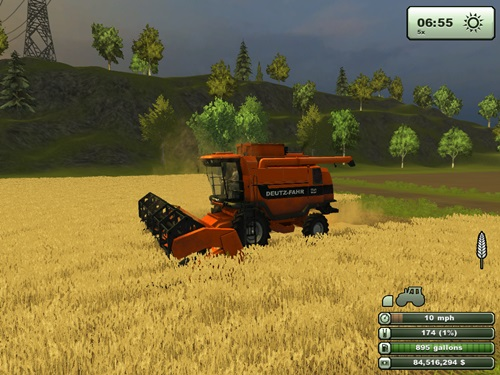 harvesterpack