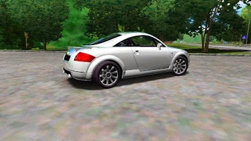Audi TT - 1