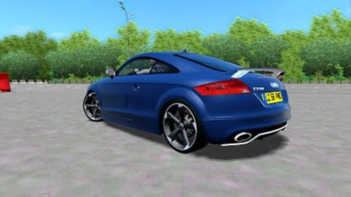 Audi TT RS 2010 - 1