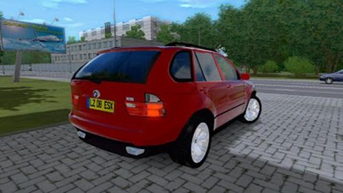 BMW X5 E53 - 1