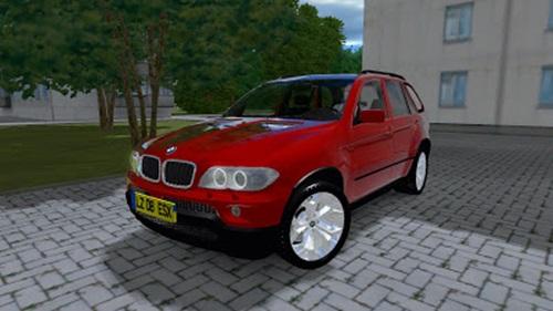 BMW X5 E53 - 1.3